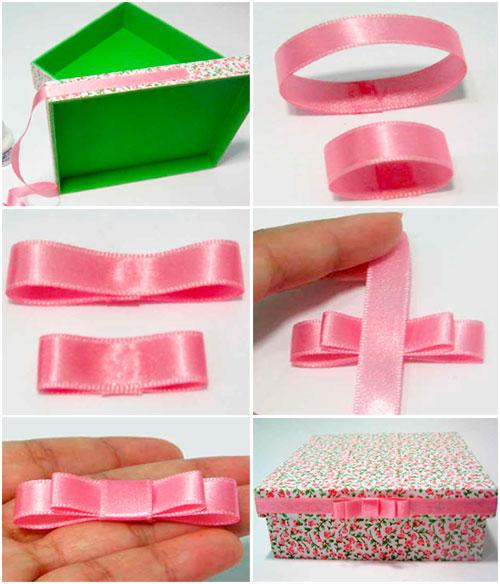 passo4 caixa tecido estampado