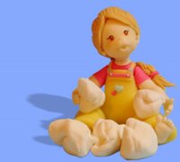 Porcelana Fria - Biscuit