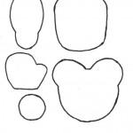 molde dedoches